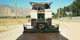 micro surfacing paver