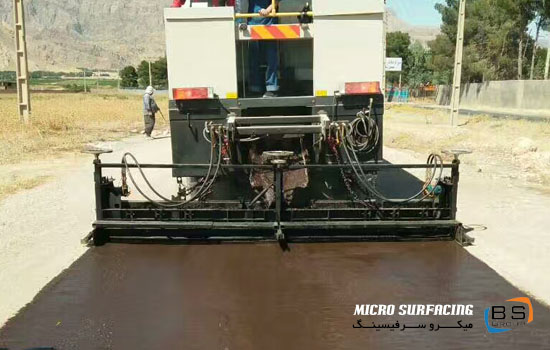 Slurry seal and Micro surfacing